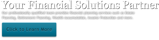 Your Financial Solutions Partner